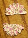 Fan Fold Flower 6