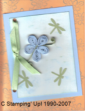 Paper Quilling VSN Sample