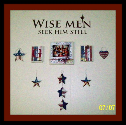 Wise Men Wall