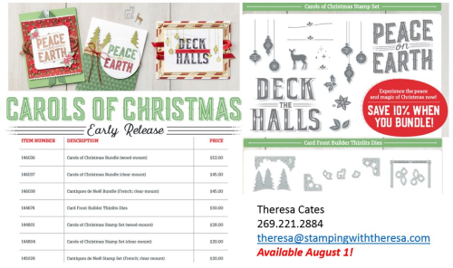 Carols of Christmas Aug 2017